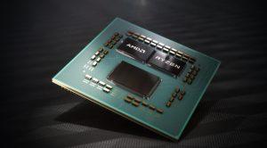 Imagem meramente ilustrativa de uma CPU Ryzen
